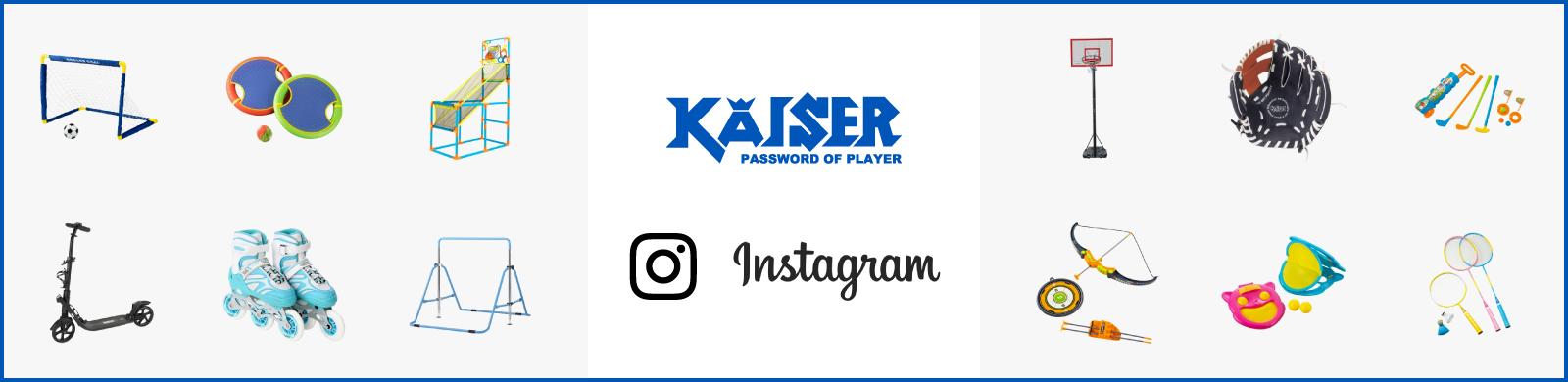 Kaiser instagram
